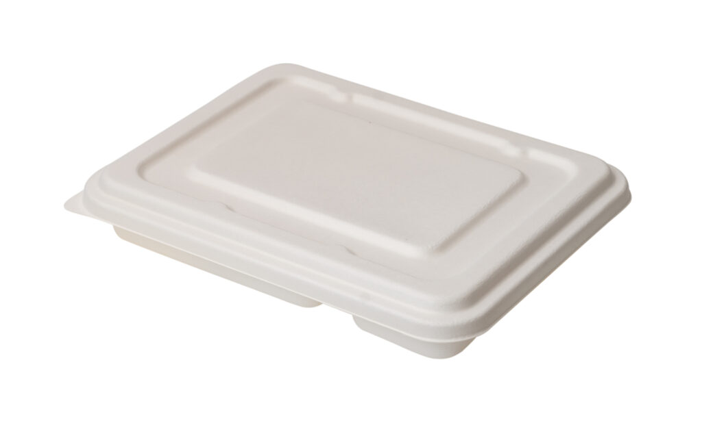 5 Compartments Tray Cover
